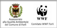 Patrocinio Assessorato Qualità Ambientale Comune di Forlì e Comitato WWF Forlì | Non Solo Ciripà