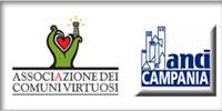 Patrocinio Associazione Comuni Virtuosi e ANCI Campania | Non Solo Ciripà